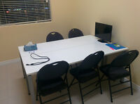 Classroom Rental - Perfect to Tutors and Private Lessons