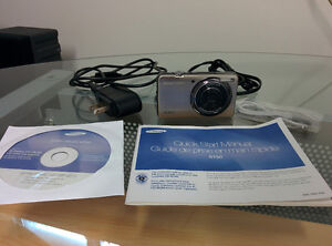 Samsung ST50 12.2 MP Digital Camera
