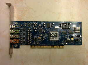 Creative Labs Sound Blaster X-Fi Xtreme Audio Sound Card