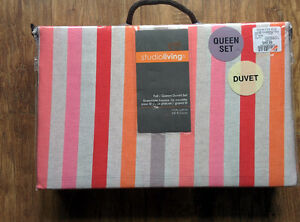 Queen duvet cover set, unopened package, brand new