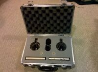 Studio Projects C4 Matched Pair - Condenser Mics