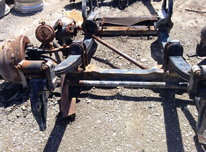 EATON XL 1462BN100 FRONT AXLE COMPLETE
