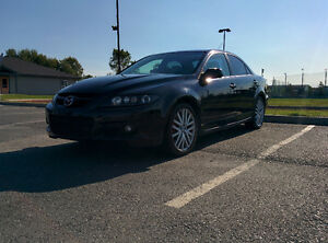 2006 Mazda MAZDASPEED6 Berline