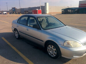 2000 Honda Civic E-Tested