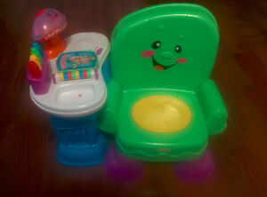 Muscial chair from Fisherprice just $15