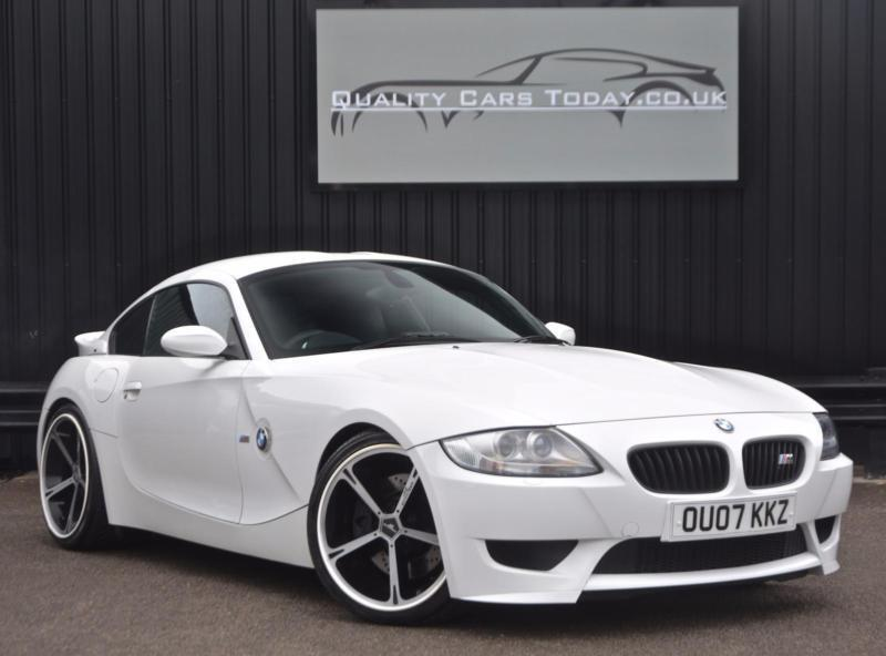 BMW Z4 M Coupe Z4M 3.2 *Alpine White + Genuine AC Schnitzer Styling ...