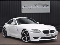 BMW Z4 M Coupe Z4M 3.2 *Alpine White + Genuine AC Schnitzer Styling + Wheels