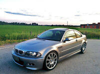**E46 - 2004 BMW M3 - Manual / Coupe - Only 96km!**