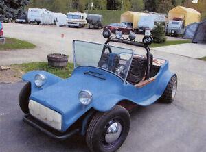 1970 VW Berry (1928 Mod T replica )