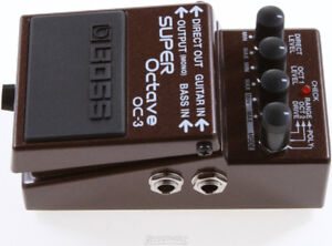 Boss OC-3 trade for Pedal Train or