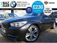 BMW 535 3.0TD auto d SE GT+F/BMWS/H+11K EXTRAS+PAN ROOF+PRO NAV