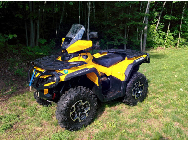 Used 2012 Can-Am CanAm Outlander 1000 XT