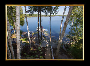 Crystal Lake - 4 season waterfront home for sale Kawartha Lakes Peterborough Area image 2