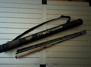 """SPINNING ROD, TROUT ROD, FISHING ROD, TRAVEL 6'8"""" ROD, PERCH ROD"""
