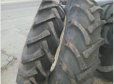 Ford Tractor 12.4x36 8 Ply Tires W Tubes