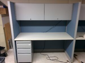 Workstations; Divider Panels; Office Cubicles