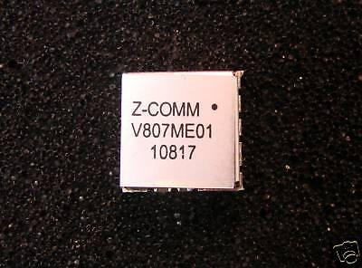 Z-comm Vco 2400mhz-2800mhz V807me01 Mini-14s