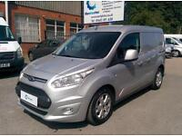 Ford Transit Connect L1 1.5 120PS Panel Van with Polyshield Conversion