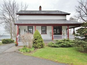 HERITAGE HOME- WATER VIEWS- OPEN HOUSE MAY 29 2-4PM