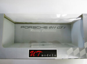 U T Models DISPLAY BOX (No Car) Porsche 911 GT1
