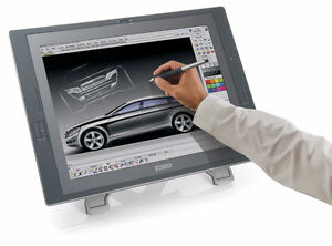 Wacom Cintiq 21UX Professional Graphic Tablet for artists