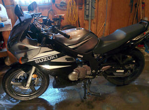 2007 Suzuki GS500F low km, well maintained