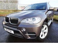 2010 BMW X5 3.0TD Auto xDrive30d SE - £270 per Year Tax Facelift Model KMT Cars