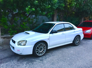 Looking for an impreza
