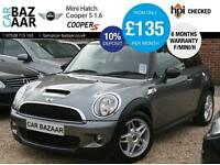 Mini Mini 1.6 175bhp Chili Cooper S+FULL MINI HISTORY+6 MONTH WARRANTY+2 KEYS