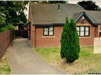 Beautiful 2bed bungalow , one triple room, one double room
