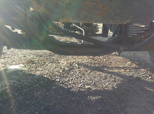 MACK RB688S 20000 LB COMPLETE FRONT AXLE ASSEMBLY,