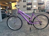 women's mountain bike - Kuwahara - $150 (downtown vancouver)