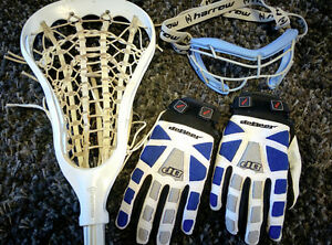Girls lacrosse 'starter' package
