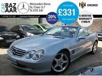 Mercedes-Benz SL350 3.7 auto SL350+ONLY 29K MILES+FULL MERCEDES HISTORY+