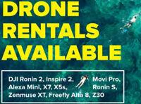 Drone Rental Vancouver