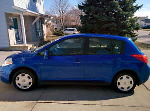 2009 Nissan Versa 1.8 S Hatchback Safety and E-Tested