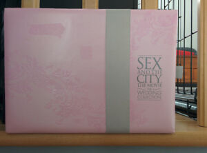 DVD Sex and the city the movie wedding collection , en anglais.