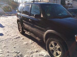 2005 Ford Escape XLT VUS V6 4x4