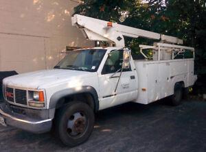 1991 Bucket Truck
