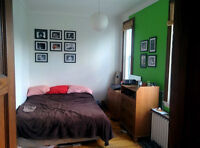 Plateau: 1 room to rent in 7(1/2) - 1 chambre à louer