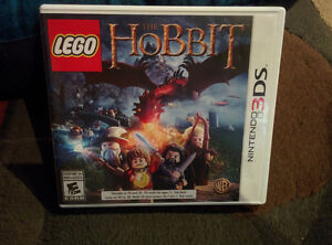 Lego Hobbit 3DS mint condition