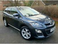 2013 MAZDA CX-7 2.2d Sport Tech 5dr One Owner From New