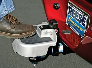 REESE Folding Trailer Hitch Step Williams Lake Cariboo Area image 2