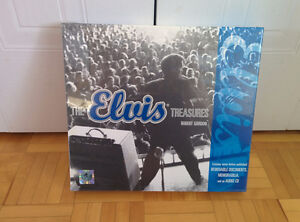 "Coffret ""Treasures"" Elvis Presley"