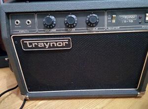 Traynor TS 15 Guitar Amplifier
