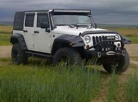 2011 Jeep Wrangler Unlimited With MANY Extras!