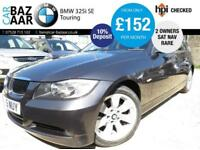 BMW 325 2.5 auto i SE Touring+2 OWNERS+ SAT NAV