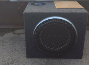 "Rockford Fosgate 12"" Punch Subwoofer"