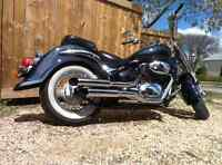 2002 suzuki volusia intruder