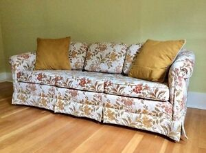 Gorgeous vintage sofa